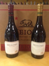 Meiomi Pinot Noir and Chardonnay on sale! Each bottle only $19.99!
