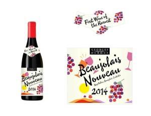 Beaujolias Nouveau